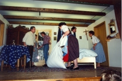1995 Flitterwochen zu siebt