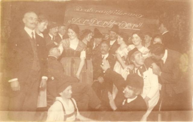 Theatergruppe 1923